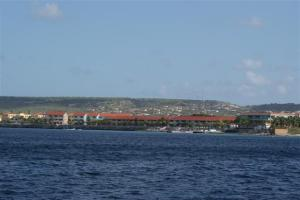 Leaving Bonaire