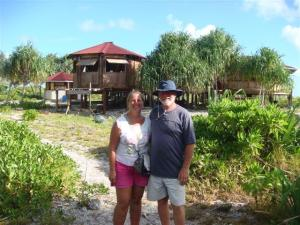 Xavier's island paradise