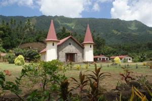 Beautiful Hatiheu church