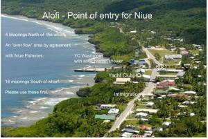 Alofi Point point of entry