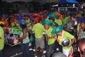 Carnival comes to town
