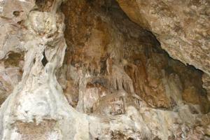 Melting limestone