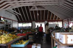 Indoor market in Port Elizabeth