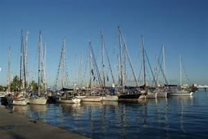 BWR boats in Papeete harbour