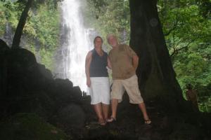 Faarumai Waterfall