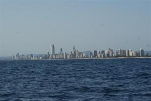 The high rises of Surfers Paradise