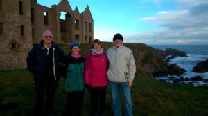 David, Susan, Sue and Bill