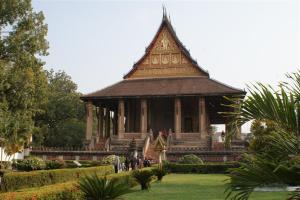 Haw Phra Kaew.