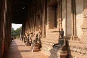 More Buddha's.
