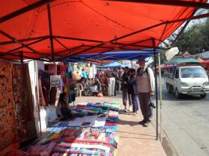 Buying silk scarves