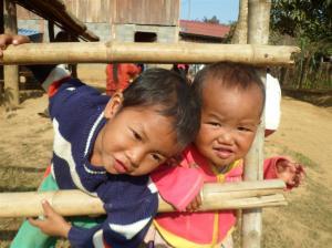 Beautiful mong children