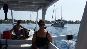 Sonal at sea