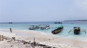 Beautiful Gili Meno