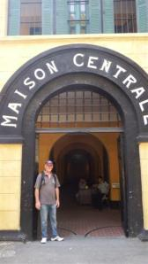 Entrance to Hoa Lo prison