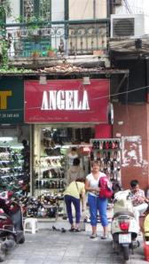 Your shoe shop Angela