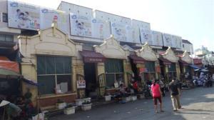 The Dong Xuan market