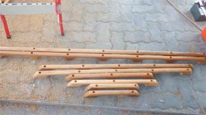 The set of grab rails