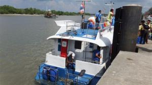 Ferry to Satun, Thailand