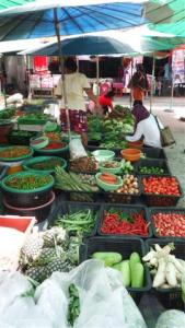Lovely fresh produce