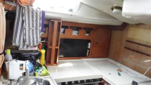 My galley upside down again
