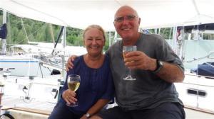 Bon Voyage Keith and Christine