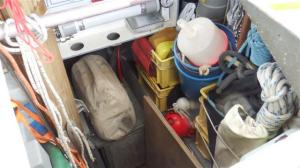 The deck locker mid way reloaded