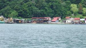 The fishing villages of Pangkor island
