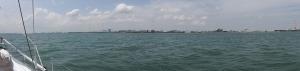 Singapore docks
