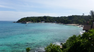 Stunning coral bay