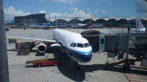 We flew China southern airlines
