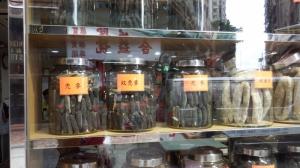 Odd things in jars