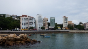 Stanley waterfront