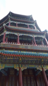 The Tower of the Fragrance of the Buddha