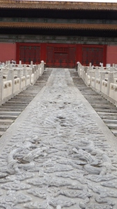 Marble Imperial carriageway