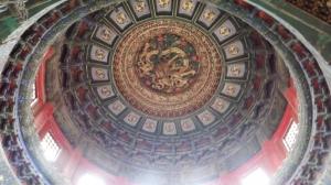 Captivating ceiling