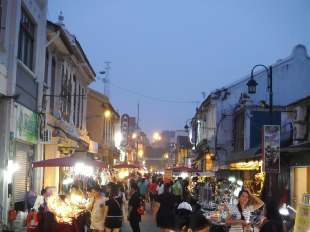 Jonkers Walk night market