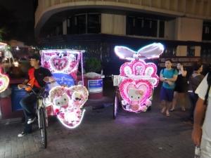 Bikes that glow in the dark