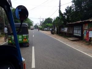 Our tuk tuk ride