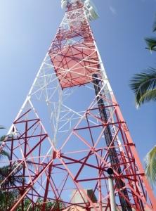 The phone mast