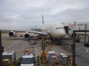 Ethiad A380