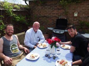 James, Bill and Thomas