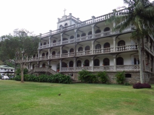 Capuchin house