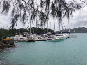 St Anne's bay marina