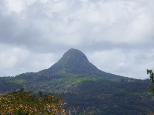 The peak of Mlima Benara