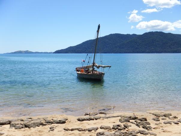 a local boat
