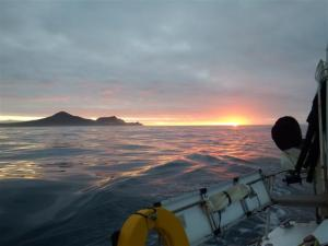 Cape of Good Hope at dawn